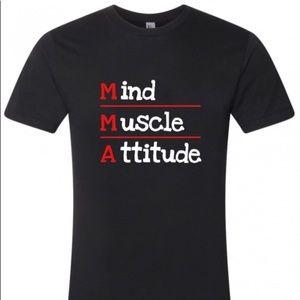 Men MMA T-Shirt